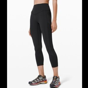lululemon all the right places II crop leggings 12